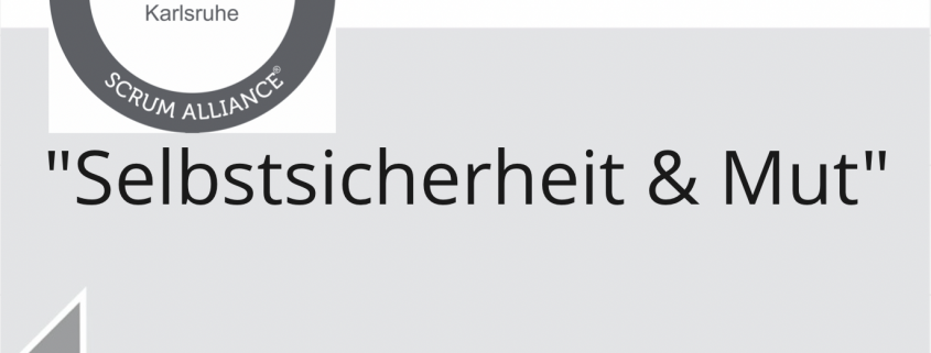 """Startbildschirm SUG KA """"Selbstsicherheit&Mut"""""""