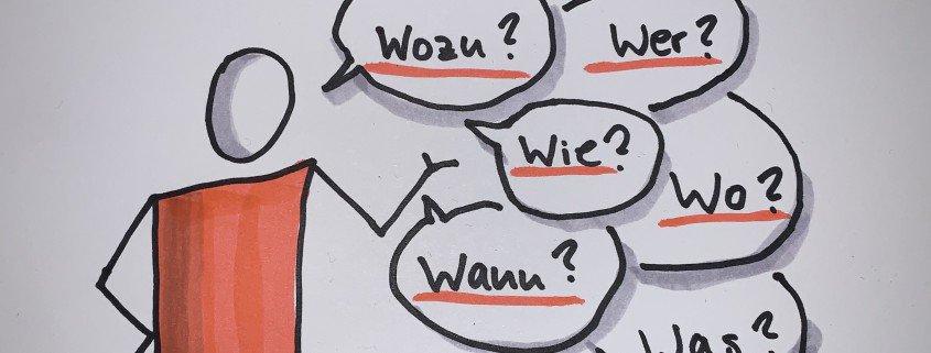 Coachingfragen für Scrum Master