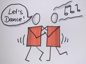Durch Coachingfragen entsteht ein Tanz mit dem Scrum Master!