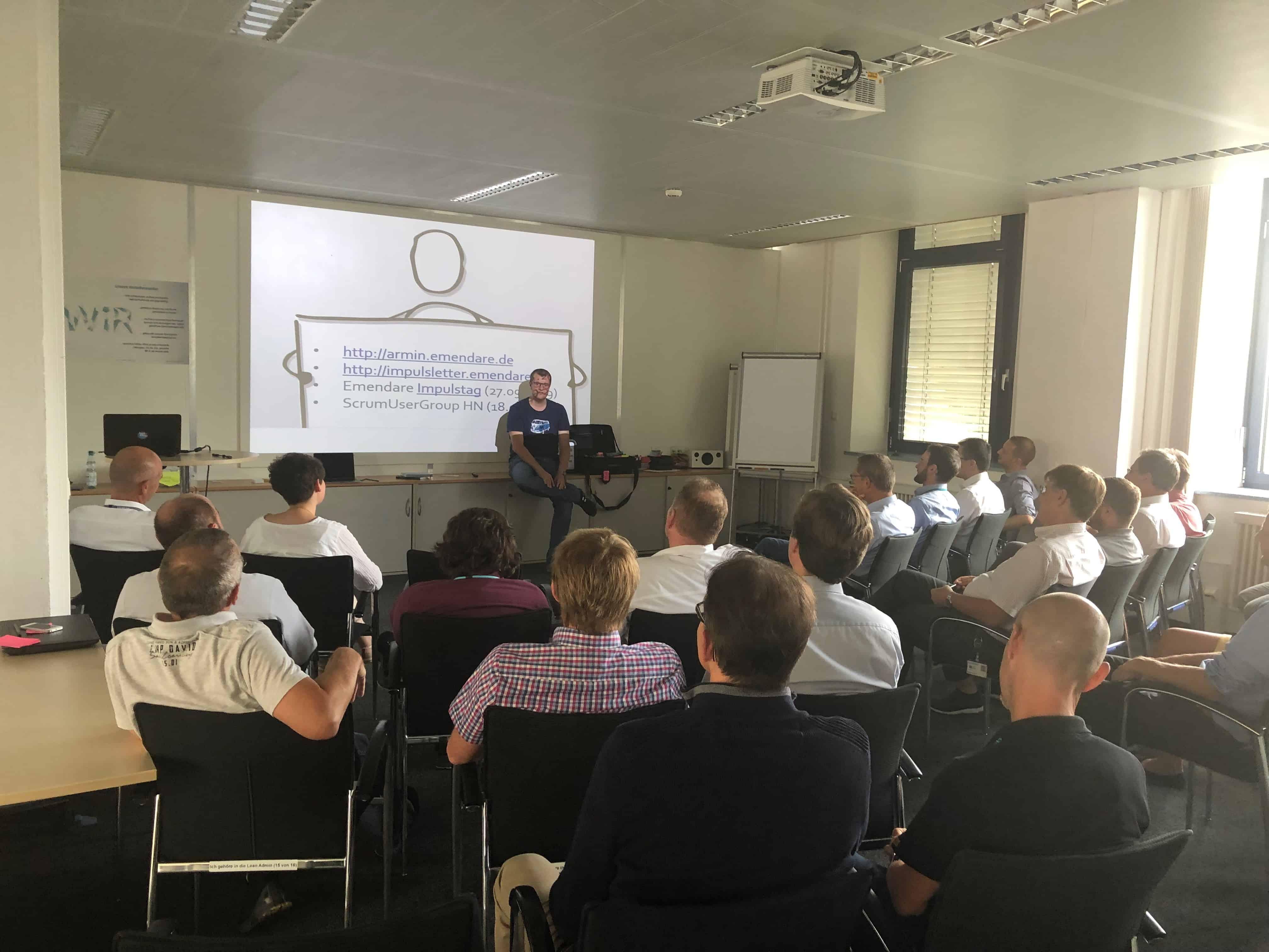 Siemens Dankbarkeitsvortrag Kaminabend Führungskräfte