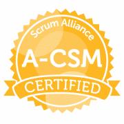 A-CSM Zertifikat