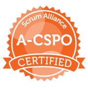 A-CSPO Zertifizierung