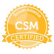 CSM Zertifikat